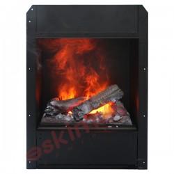 Dimplex Fire 400 3 Boyutlu Elektrikli Şömine