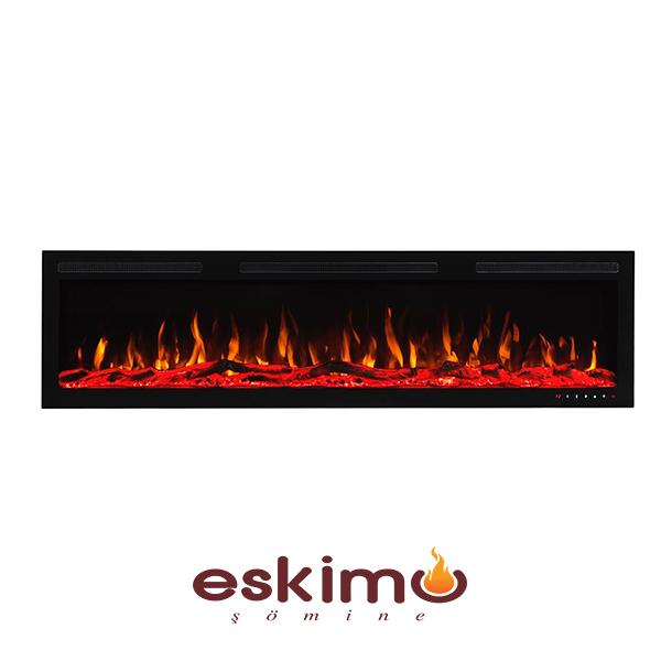 Boge Bef 50 BIF 04 Elektrikli Plazma Şömine ( 126 cm )
