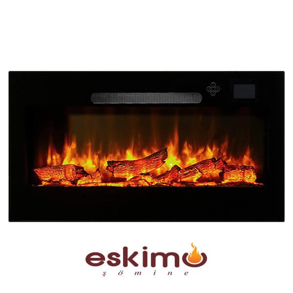 Flameline ZDT 100 Elektrikli Plazma Şömine