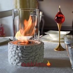 Fire Stone Masaüstü Şömine