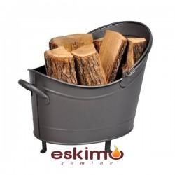 Odun Kovası Füme Odunluk
