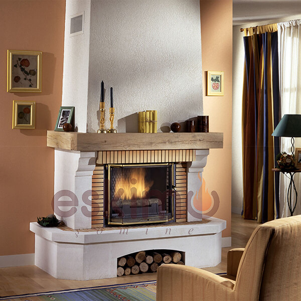 Klasik Şömine ETK-063