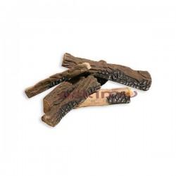 Dekoratif Odun Seti ( Seramik Odun )