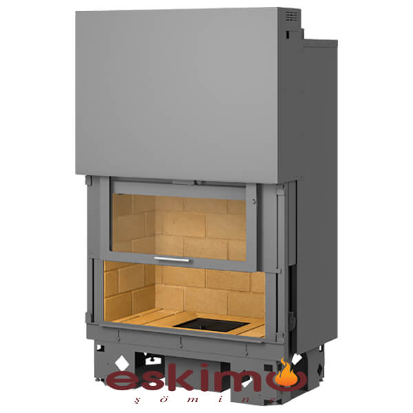 Totem Frontal 800 Asansörlü Çelik Hazne