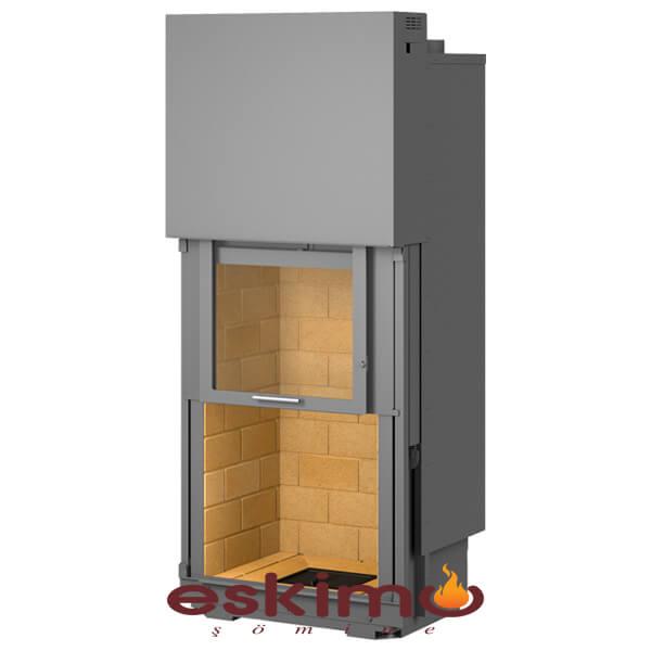 Totem Vertivision Asansörlü Çelik Hazne